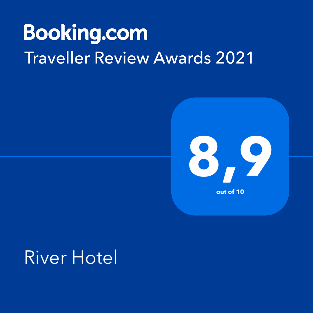 booking traveller review awards 2021 - River Hotel Castel di Sangro